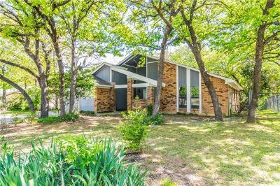 Arlington Single Family Home For Sale: 5529 Parliament Drive