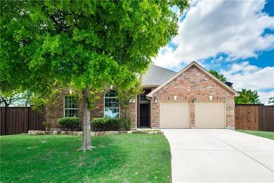 Prosper Single Family Home For Sale: 620 Sondra Circle