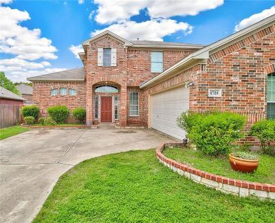 Mesquite Single Family Home For Sale: 4729 Monarch Drive