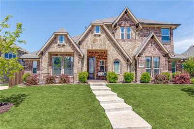Prosper Single Family Home For Sale: 2151 Lavaca