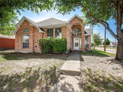 Mesquite Single Family Home For Sale: 503 Chancellorsville Drive