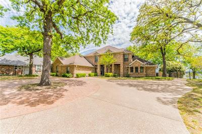Azle Single Family Home For Sale: 473 Schooner Drive
