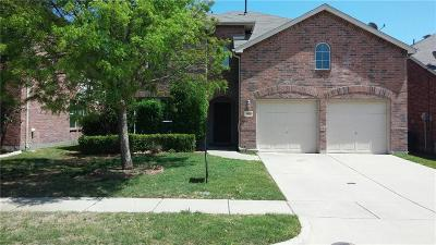 Mckinney Single Family Home For Sale: 1821 Freeport Drive