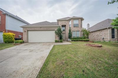 Fort Worth Single Family Home For Sale: 4644 Parkview Lane
