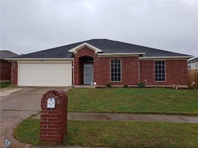 Arlington TX Single Family Home For Sale: $227,000