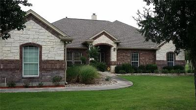 Azle Single Family Home Active Option Contract: 130 Mulligan Lane