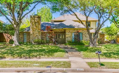 Plano Single Family Home Active Option Contract: 5313 Calumet Drive