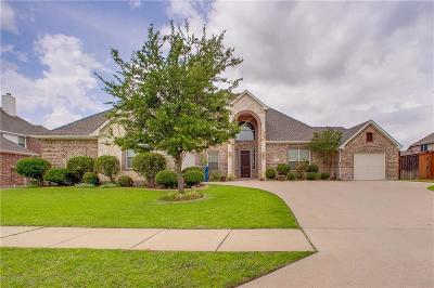Sachse Single Family Home Active Option Contract: 6707 Bradford Estates Drive