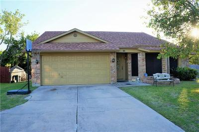 Irving Single Family Home For Sale: 500 Reef Court