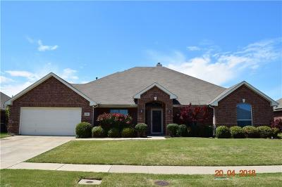 Forney TX Single Family Home For Sale: $279,987