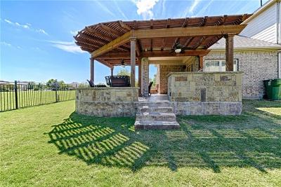 Sachse Single Family Home Active Contingent: 6310 Lakecrest Drive