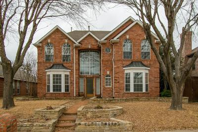 Frisco TX Single Family Home For Sale: $336,900