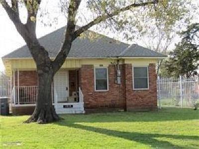 Dallas Single Family Home For Sale: 1615 Westmount Avenue