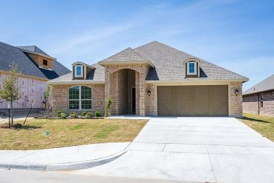 Weatherford Single Family Home For Sale: 1625 Town Creek Circle