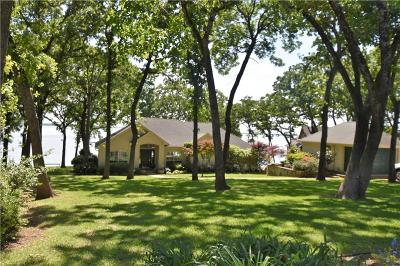 Kerens Single Family Home For Sale: 144 Northshore Drive
