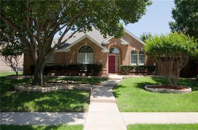 Plano Single Family Home For Sale: 3333 Grand Mesa Drive
