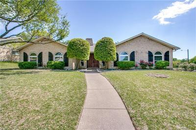 Dallas Single Family Home For Sale: 6602 Hunters Ridge Drive