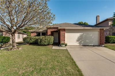 Little Elm Single Family Home For Sale: 2512 Red Oak Drive