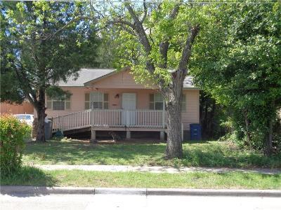 Dallas Single Family Home For Sale: 1814 Pueblo Street