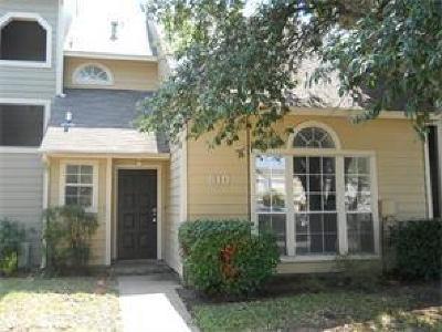 Irving Townhouse For Sale: 810 Ventura Park