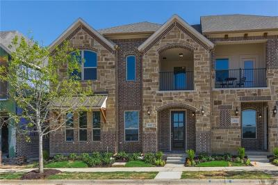 Flower Mound Townhouse For Sale: 2525 Gramercy Park