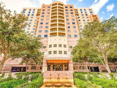 Irving Condo For Sale: 330 Las Colinas Boulevard E #320
