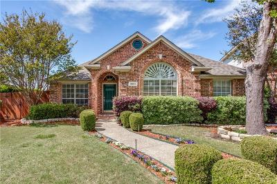Single Family Home For Sale: 3601 Granbury Drive