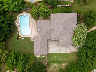 Southlake Single Family Home For Sale: 207 Lake Crest Drive