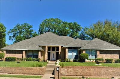 Colleyville Single Family Home For Sale: 4001 Tara Drive