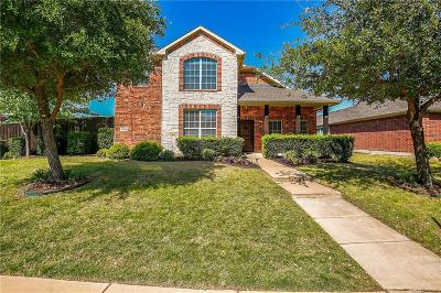 Frisco Single Family Home For Sale: 13649 Badger Creek Drive