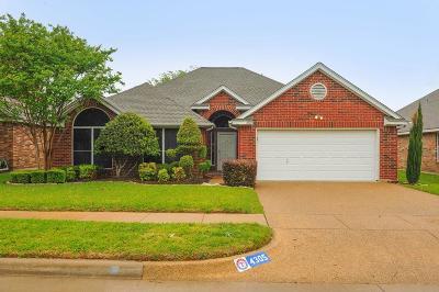 Arlington Single Family Home For Sale: 4305 Foxborough Trail