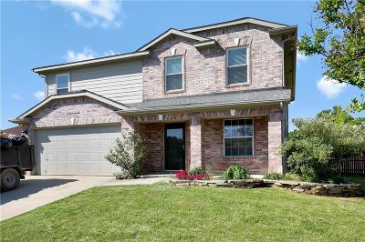 Fort Worth Single Family Home For Sale: 3416 Bandera Ranch Road