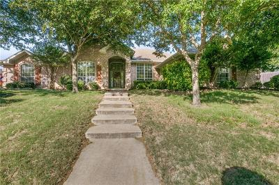 Fort Worth Single Family Home For Sale: 732 Hunters Glen Trail