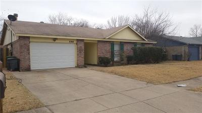 North Richland Hills Residential Lease For Lease: 6904 Lincolnshire Lane