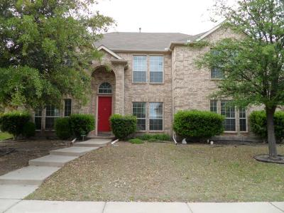 Frisco Residential Lease For Lease: 13368 Bois D Arc Lane