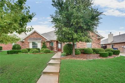 Forney Single Family Home For Sale: 3003 Mill Creek Way