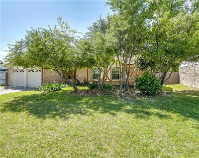 Haltom City Single Family Home Active Option Contract: 5628 Brent Drive