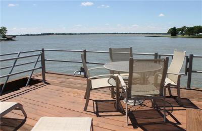 Mabank Single Family Home For Sale: 114 Deer Island Road
