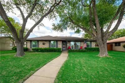Mesquite Single Family Home For Sale: 1319 Meadowcrest Drive