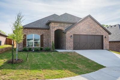Weatherford Single Family Home For Sale: 1416 Town Creek Circle