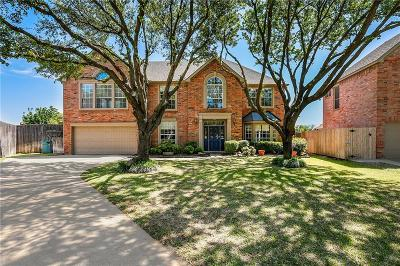 Grapevine Single Family Home For Sale: 3117 Fox Run Drive
