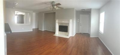 Frisco Residential Lease For Lease: 12315 Foothill Lane