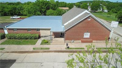 Mineral Wells Commercial For Sale: 1309 SE 9th Avenue