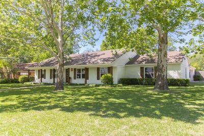 Dallas Single Family Home For Sale: 3433 Jubilee Trail