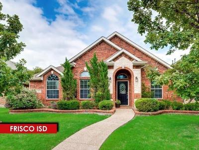 Frisco Residential Lease For Lease: 12138 Red Hawk Drive