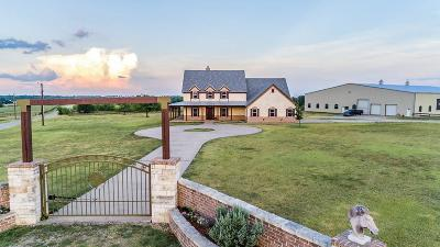 Haslet, Justin Farm & Ranch For Sale: 12491 Madison Lane