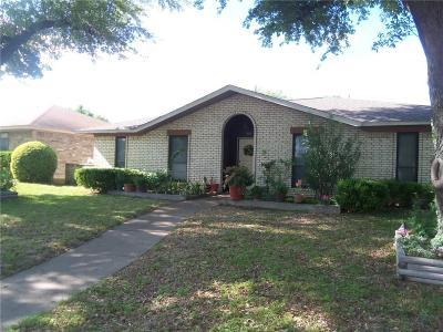 Mesquite Single Family Home For Sale: 509 E Kearney Street