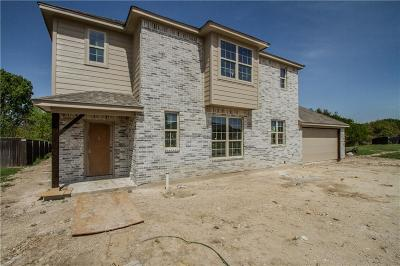 Aledo Single Family Home For Sale: 328 Westgate Drive