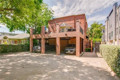 Dallas Condo For Sale: 4231 Holland Avenue #A
