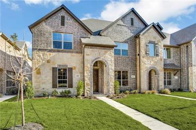 McKinney Townhouse For Sale: 3017 Decker Drive